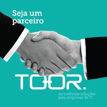 Empresas de TI: Por que ser um parceiro TOOR?